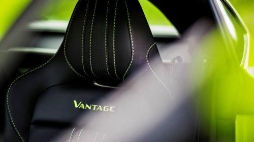 2018 Aston Martin Vantage-interior-2