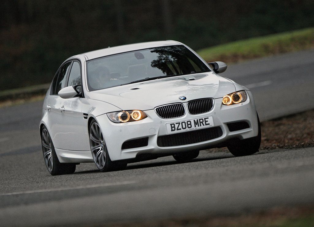 BMW M3 UK-history check