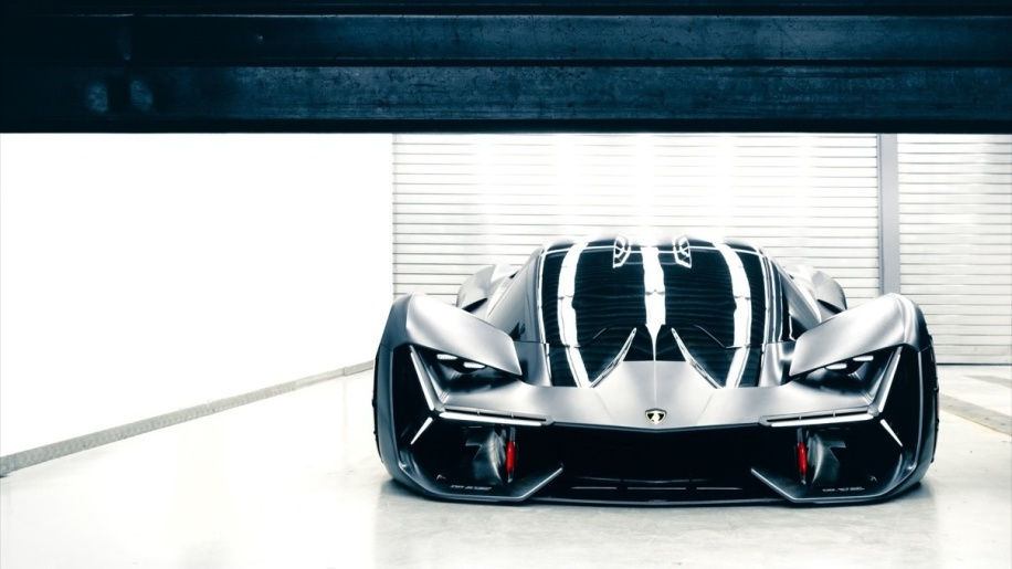 Lamborghini Terzo Millennio Electric Supercar Concept Revealed The