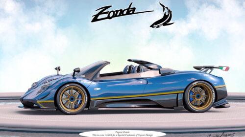 Pagani Zonda Roadster-1