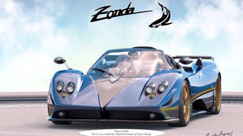 Pagani Zonda Roadster-3