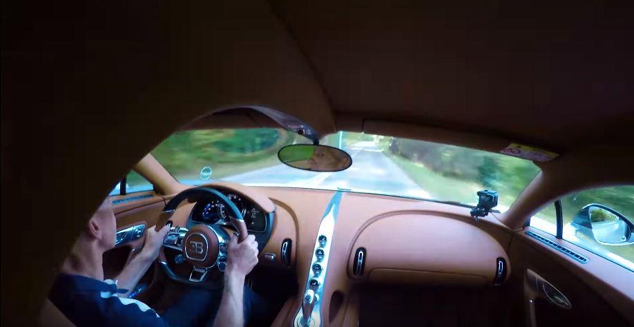 Bugatti Chiron-British B Roads