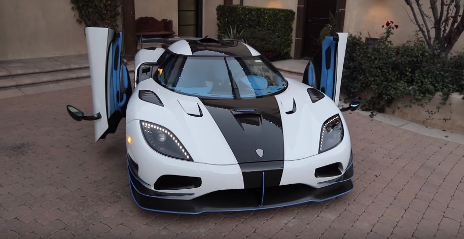 Video Detailed Tour Of The Koenigsegg Agera Rs1 The Supercar Blog