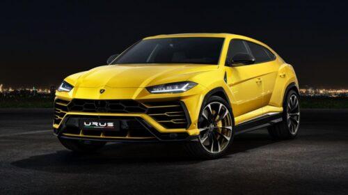 Lamborghini Urus-launch-1