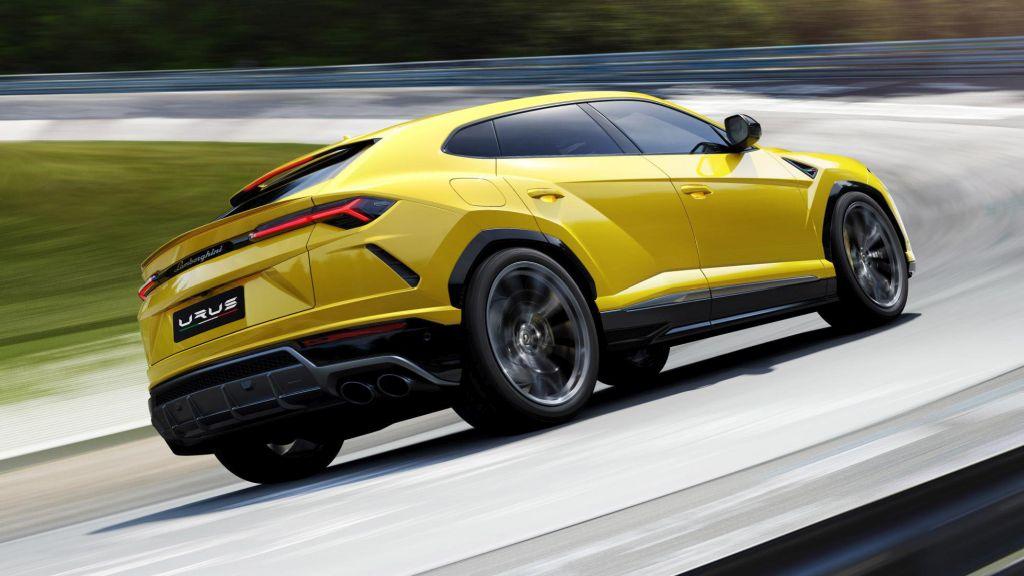 Lamborghini Urus-launch-4