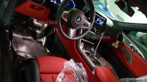 BMW 8 Series interior-leaked-2