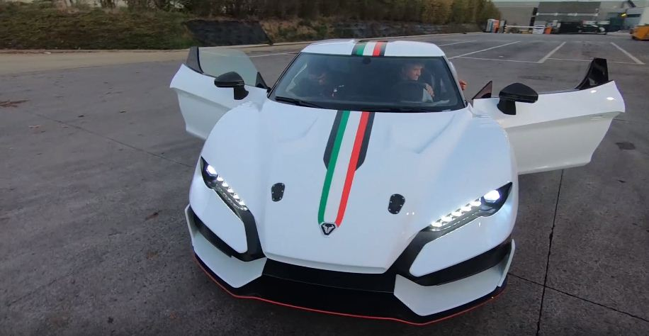 Italdesign Zerouno-Iconic Cars