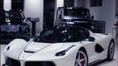 LaFerrari Aperta for sale-Seven Car Lounge-Saudi Arabia-1