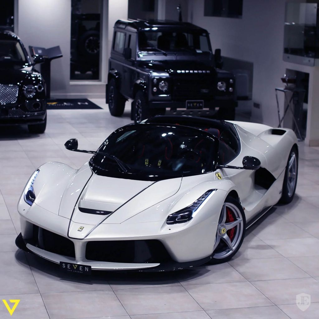 LaFerrari Aperta for sale-Seven Car Lounge-Saudi Arabia-5