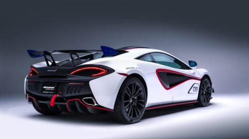McLaren MSO X-570S GT4-6