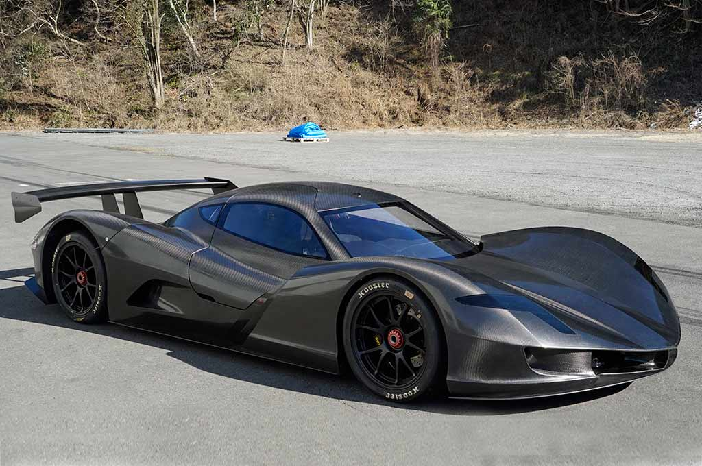 Aspark Owl-electric supercar-1