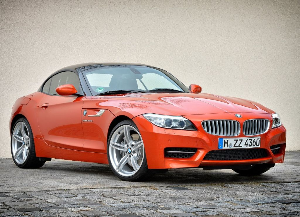 BMW Z4-2014-used car