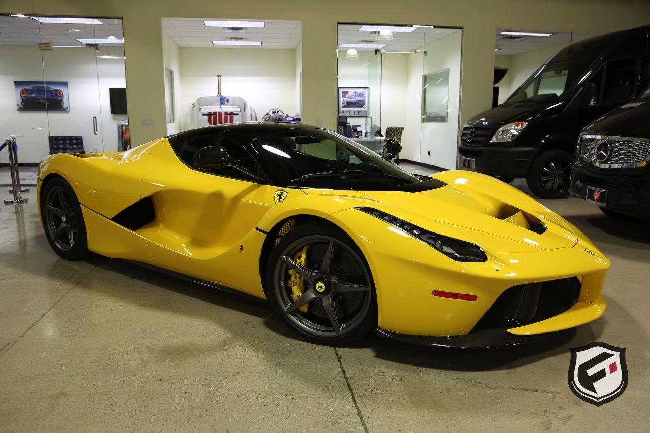 Drake-LaFerrari-yellow-1