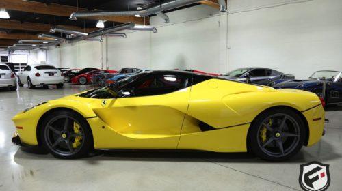 Drake-LaFerrari-yellow-2