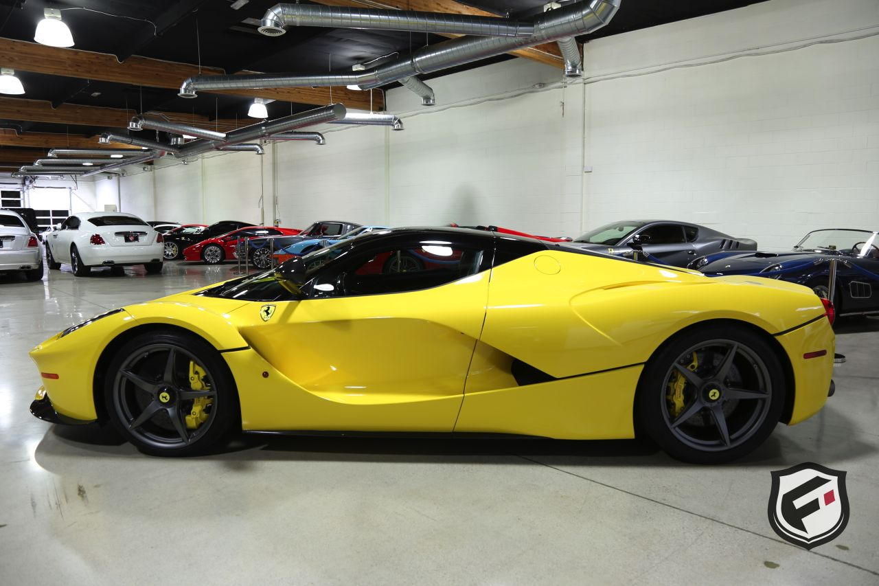 Drake Just Bought Himself A Yellow Laferrari The Supercar Blog