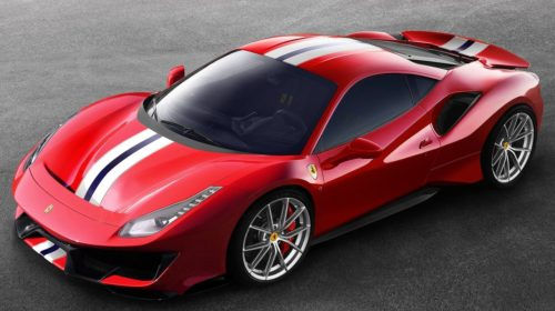Ferrari 488 Pista-2018 Geneva Motor Show-1