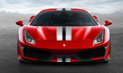 Ferrari 488 Pista-2018 Geneva Motor Show-5