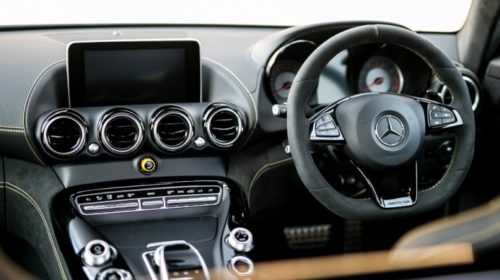 White-Mercedes-AMG GT R-for sale-Romans International-3
