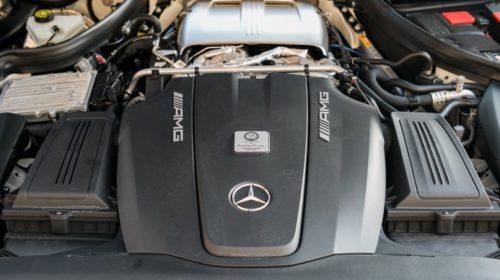 White-Mercedes-AMG GT R-for sale-Romans International-4