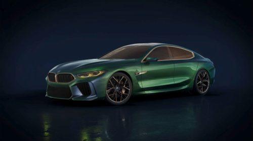 BMW-Concept-M8-Gran-Coupe-2018 Geneva Motor Show-2