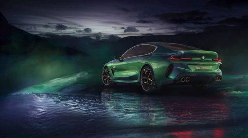 BMW-Concept-M8-Gran-Coupe-2018 Geneva Motor Show-4