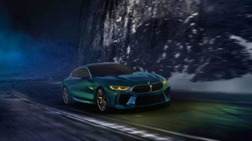 BMW-Concept-M8-Gran-Coupe-2018 Geneva Motor Show-5
