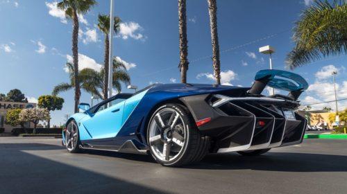 Blue-Cepheus-Lamborghini Centenario Roadster-Newport Beach-3