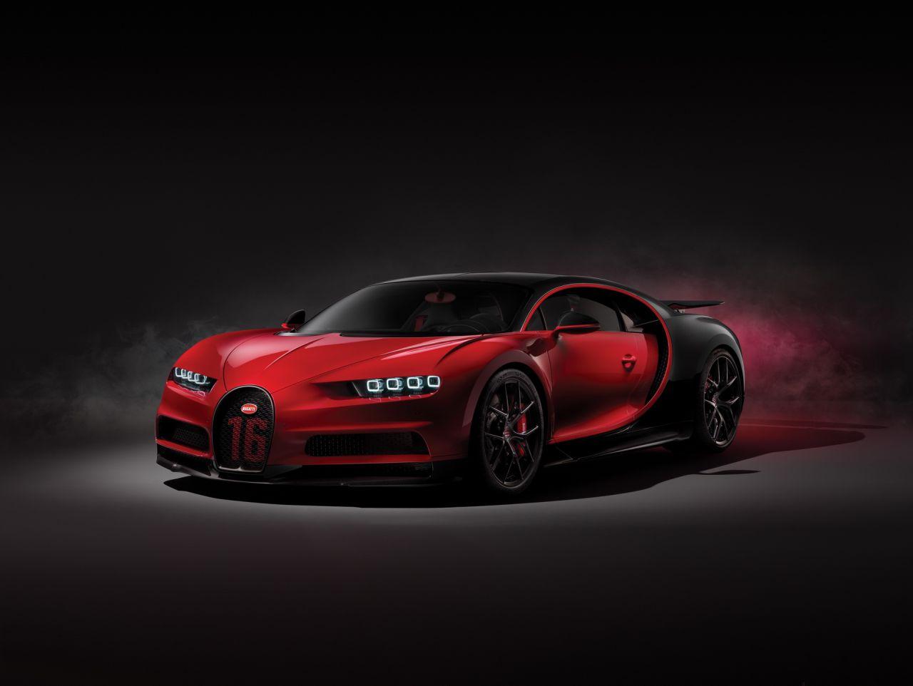 Bugatti Chiron Sport-2018 Geneva Motor Show-2