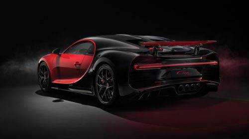 Bugatti Chiron Sport-2018 Geneva Motor Show-3