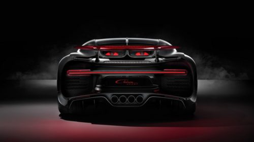 Bugatti Chiron Sport-2018 Geneva Motor Show-4
