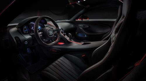 Bugatti Chiron Sport-2018 Geneva Motor Show-6
