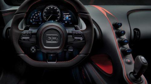 Bugatti Chiron Sport-2018 Geneva Motor Show-7
