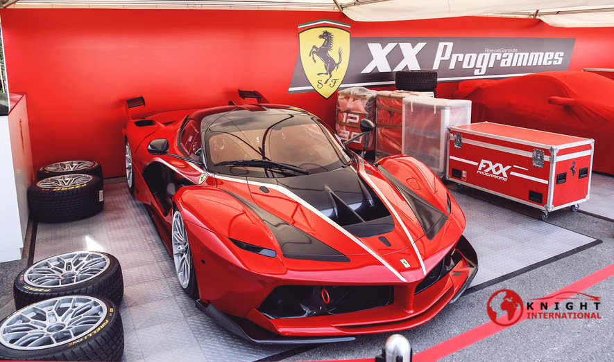 Ferrari FXX-K for sale-Knight International