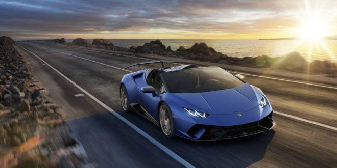 Lamborghini-Huracan-Performante-Spyder-2018 Geneva Motor Show-1