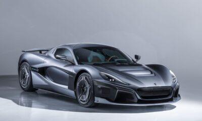 Rimac Concept Two-2018 Geneva Motor Show-1