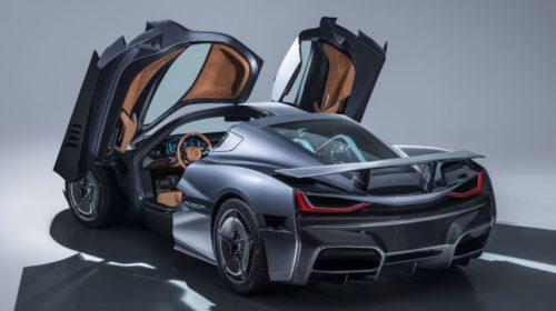 Rimac Concept Two-2018 Geneva Motor Show-3