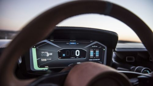 Rimac Concept Two-2018 Geneva Motor Show-6