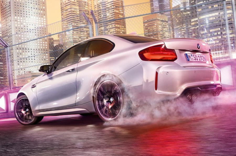 BMW M2 Competition-leaked-images-2