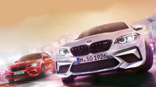 BMW M2 Competition-leaked-images-3