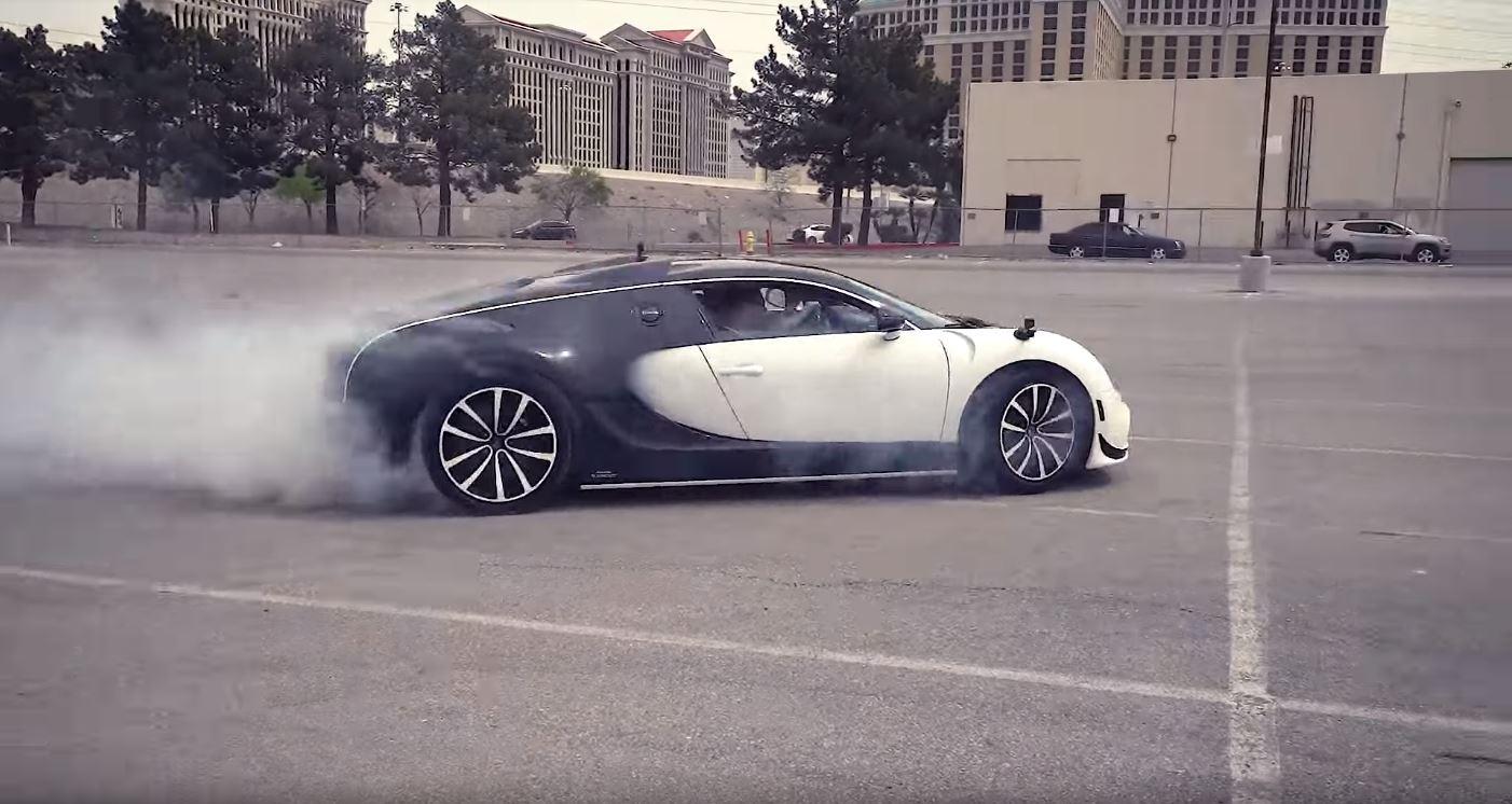 Bugatti Veyron Mansory Linea Vivere-Daily Driven Exotics-burnout-donut