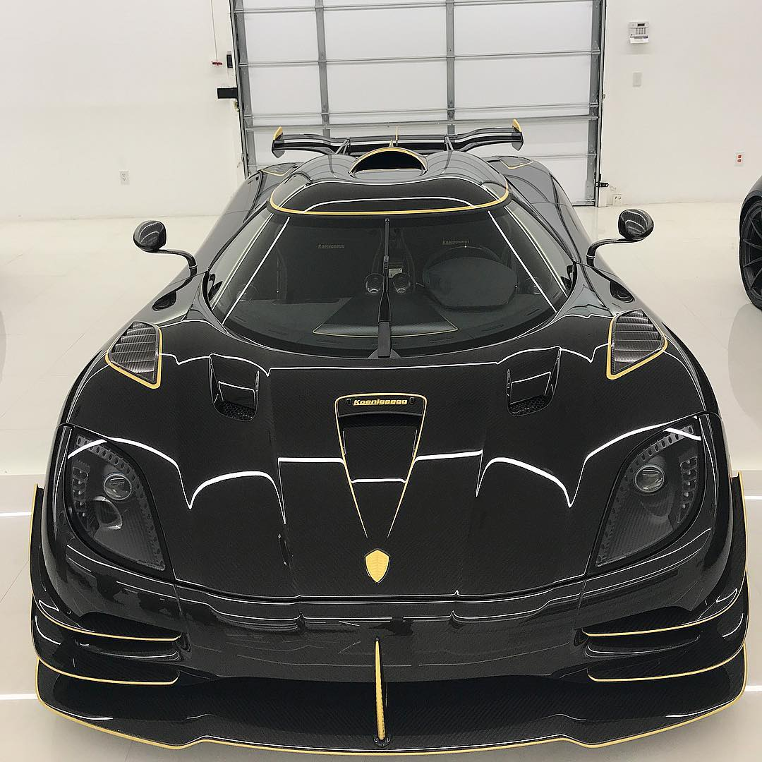 Koenigsegg Agera Rs Production Ends Phoenix Delivered To Manny