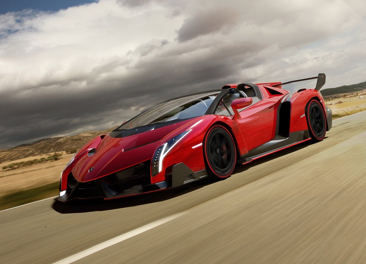 Lamborghini Veneno Roadster for sale-1