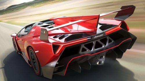 Lamborghini Veneno Roadster for sale-2