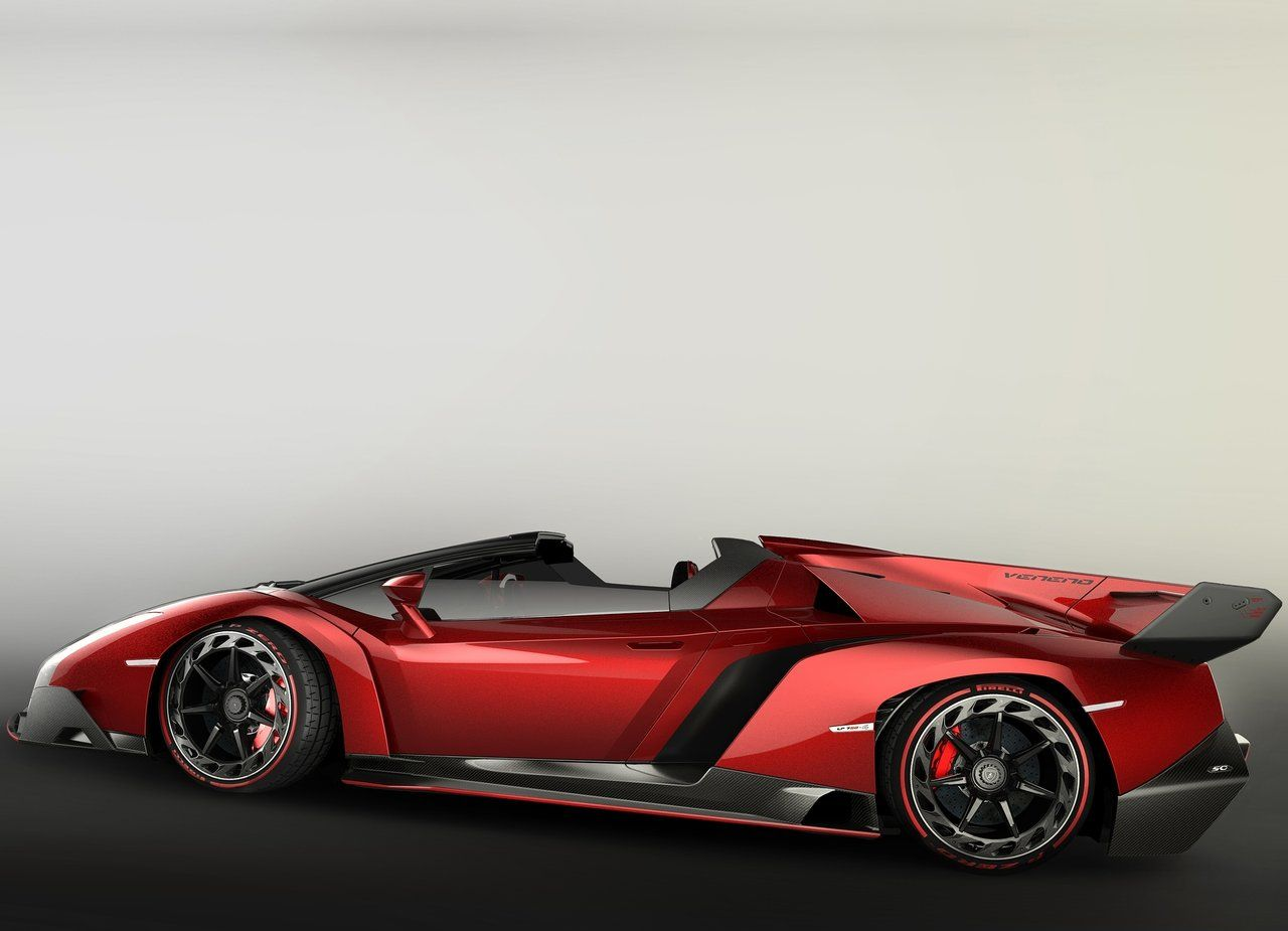 Lamborghini Veneno Roadster For Sale At 25 Million The Supercar Blog