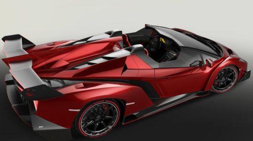 Lamborghini Veneno Roadster for sale-5