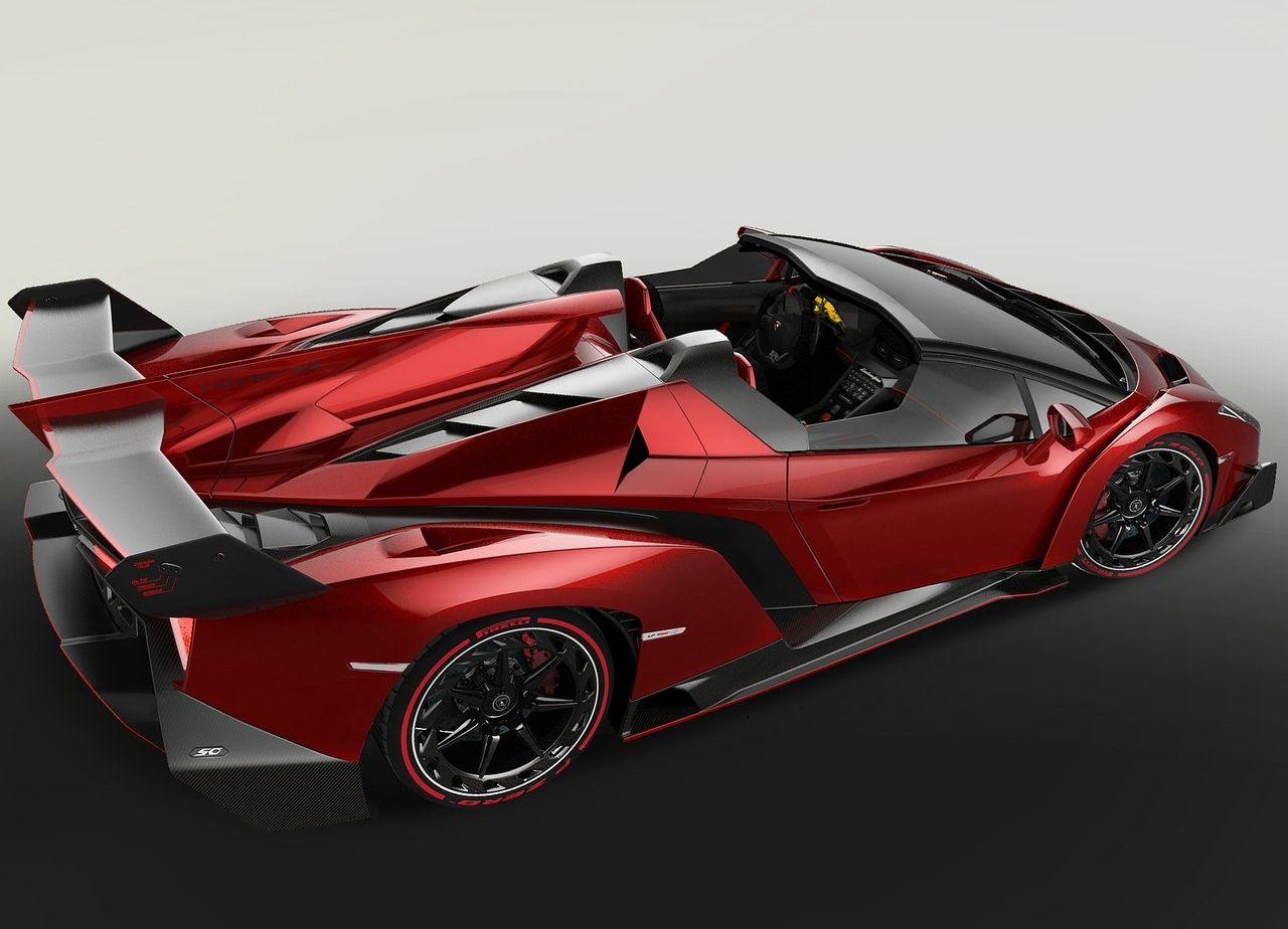 Lamborghini Veneno Roadster For Sale At 25 Million The Supercar Blog