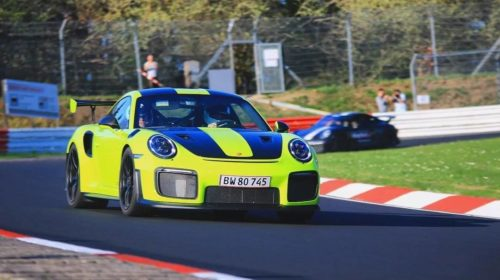 Porsche 911 GT2 RS Nurburgring-crash-1