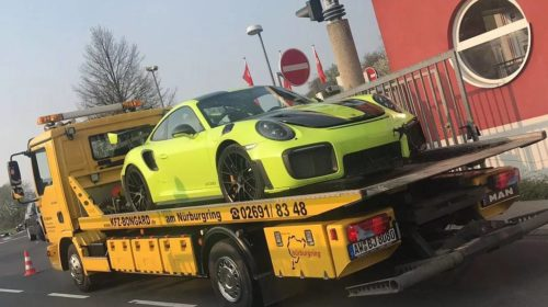 Porsche 911 GT2 RS Nurburgring-crash-3