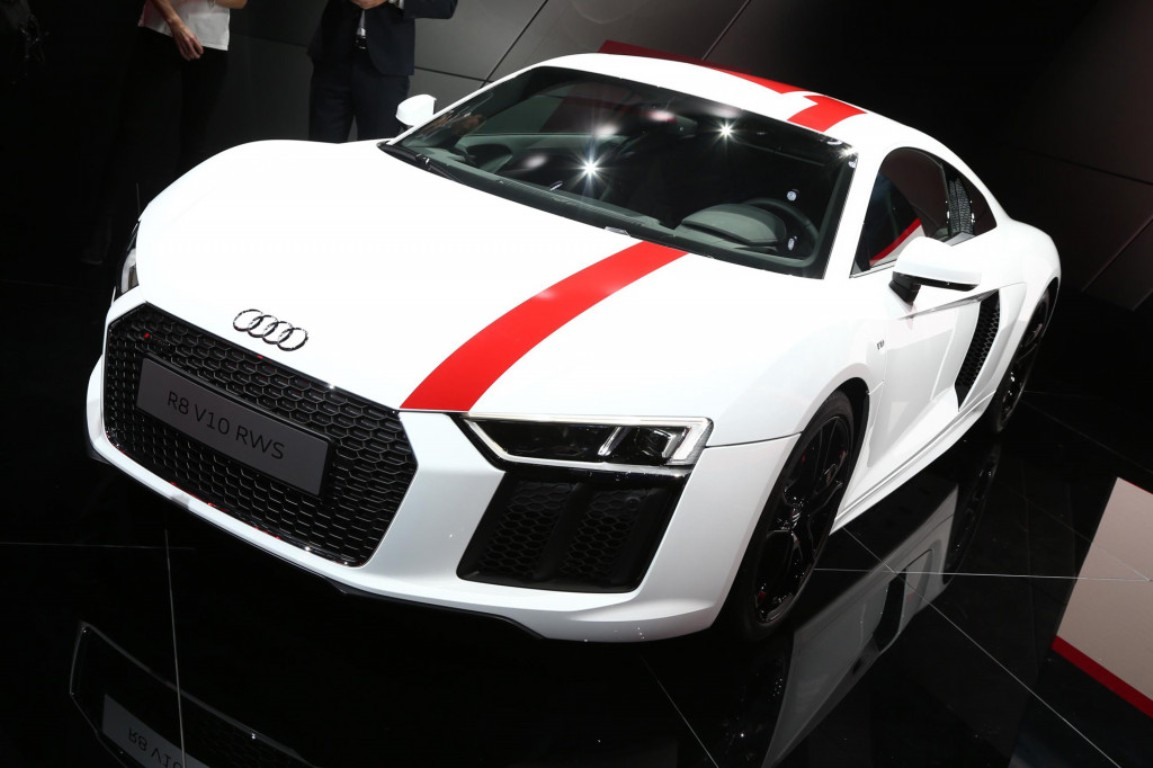 Audi R8 Rws Launched In The Us Market Priced At 139 950 The