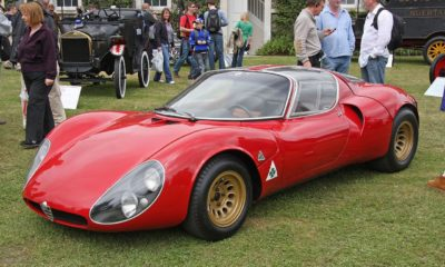 1967 Alfa Romeo Tipo 33 Stradale-1